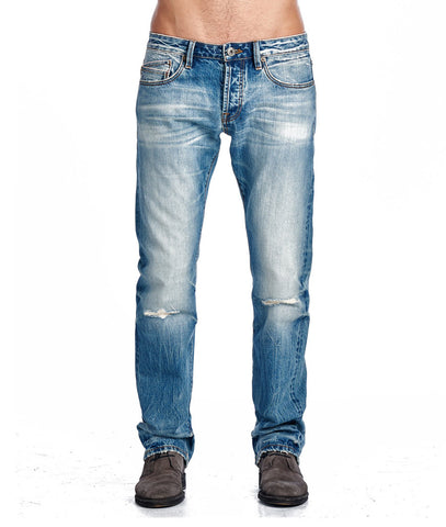 COI Rebel Straight Jeans in Revival at 42 Saint