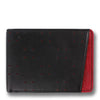 Orchill AV1 Wallet in Black+Red at 42 Saint