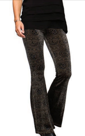Anama Velvet Glam Pants at 42 Saint