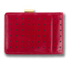Orchill Concord Wallet in Oxblood at 42 Saint