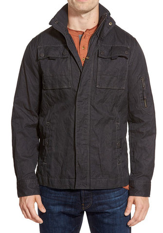 Jeremiah Thorne Canvas Jacket