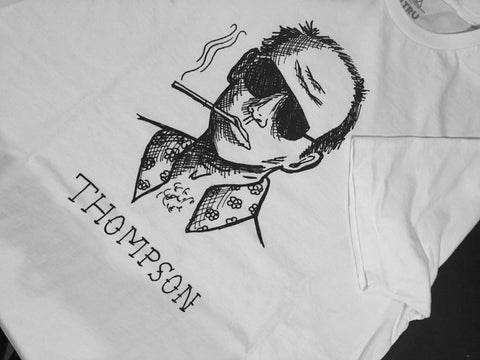 Altru Hunter S Thompson Tee at 42 Saint