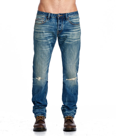 COI Rebel Straight Jeans in Blanco at 42 Saint