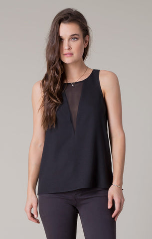 Black Swan Fleur Top at 42 Saint