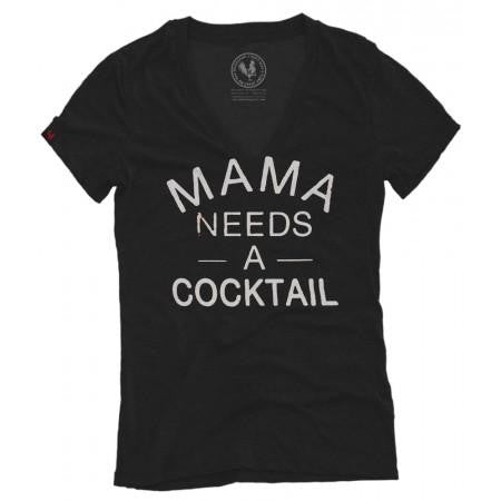 Badcock Mama Needs A Cocktail Tee at 42 Saint