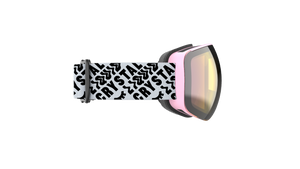 PANORAMIC GOGGLES LIQUID CRYSTAL LENS - PINK