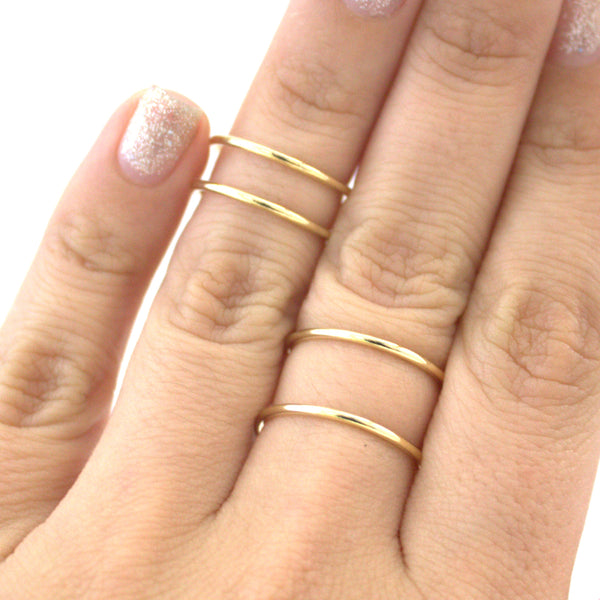 2 Wire Ring