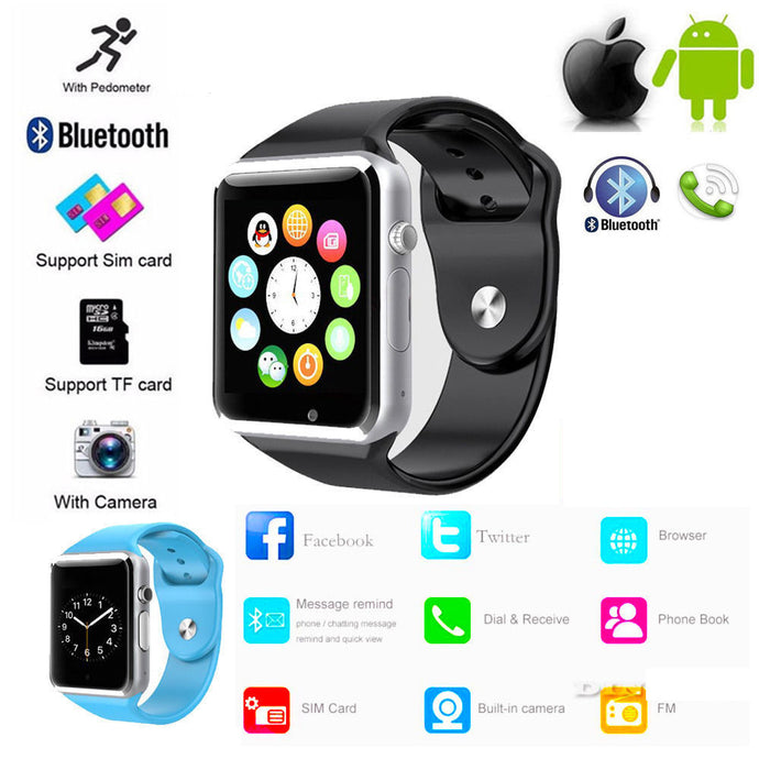 blue tooth smart watch