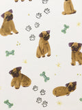 So Many Pugs Art Print