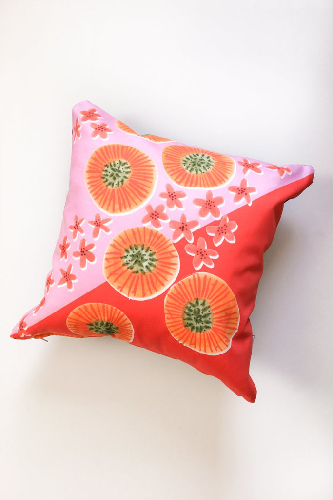 Wildflower Pillow Cover