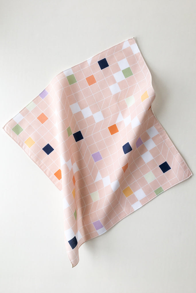 Games Night Handkerchief