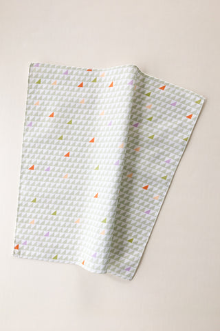 Retro Triangle Handkerchief