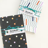 Kind of Blue Notebook Set of 2