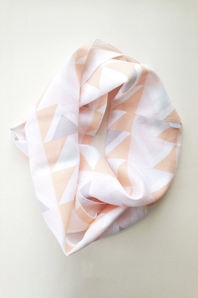 Mountains Infinity Scarf