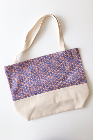 Hexagon Market Tote
