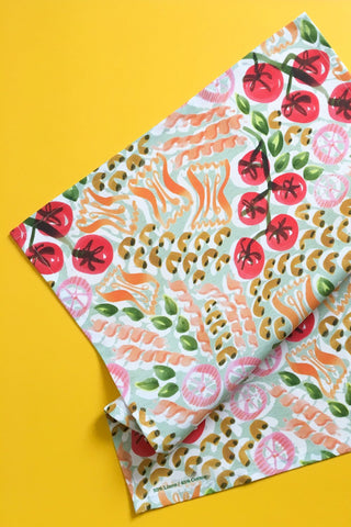 Primavera Tea Towel