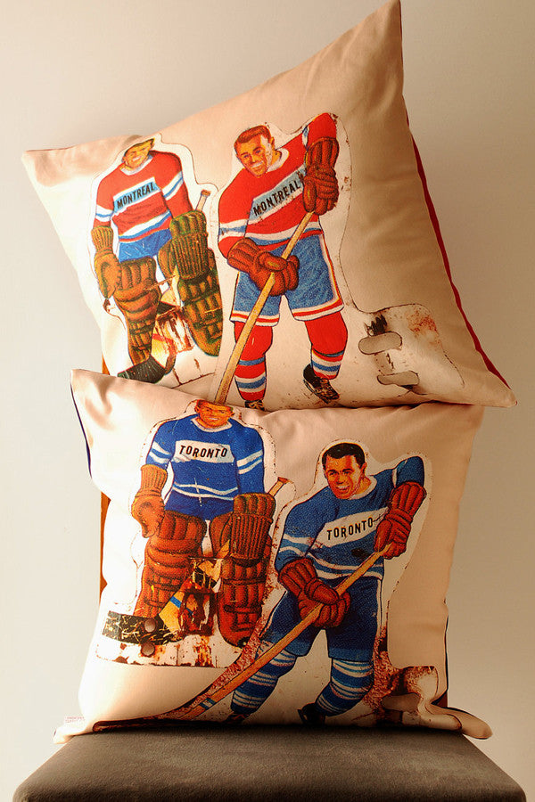 Rivalry Pillow Covers