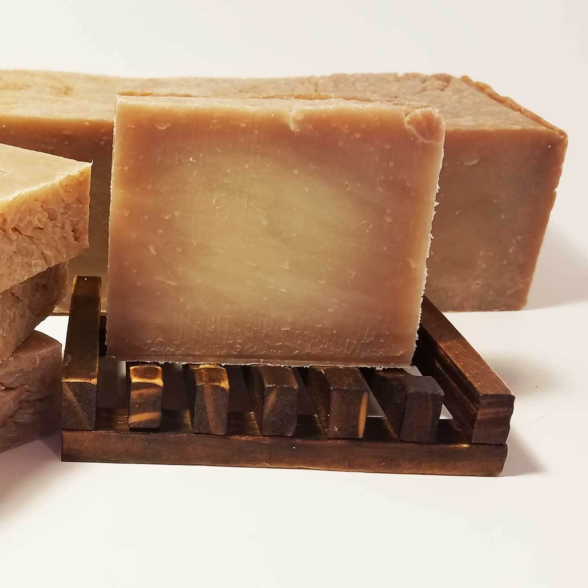 Sandal Wood Men's Handmade Soap