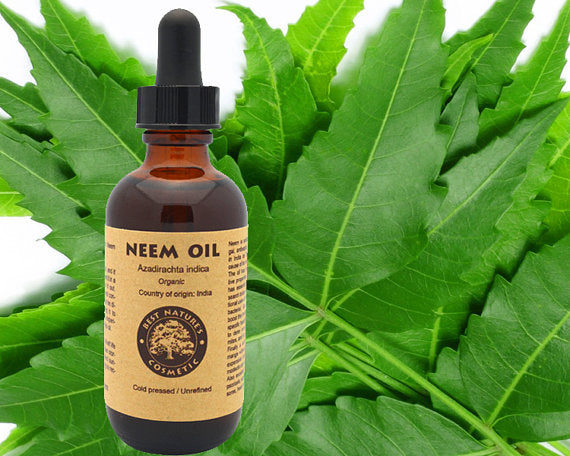 100% Pure Virgin Neem Oil (organic, undiluted,
