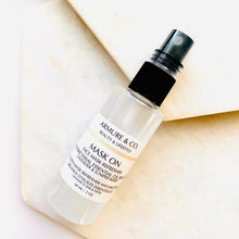Load image into Gallery viewer, Mask On - Cloth Face Mask Refresher - Juniper Berry & Lavender