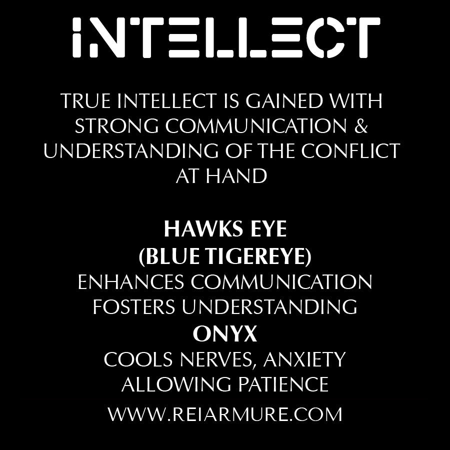 Intellect Bracelet - Hawks Eye