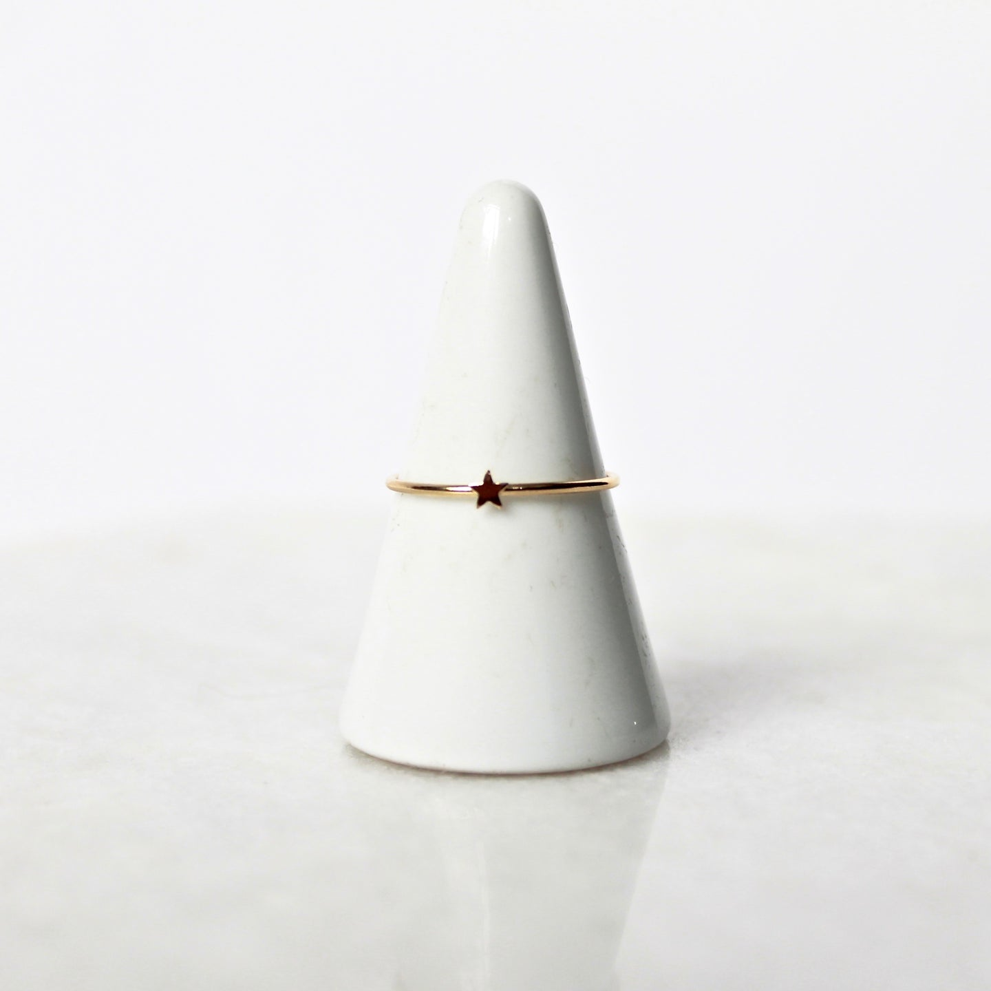Star Gold Filled Ring