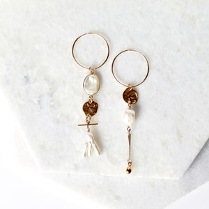 Sian Kaan Abstract Earrings