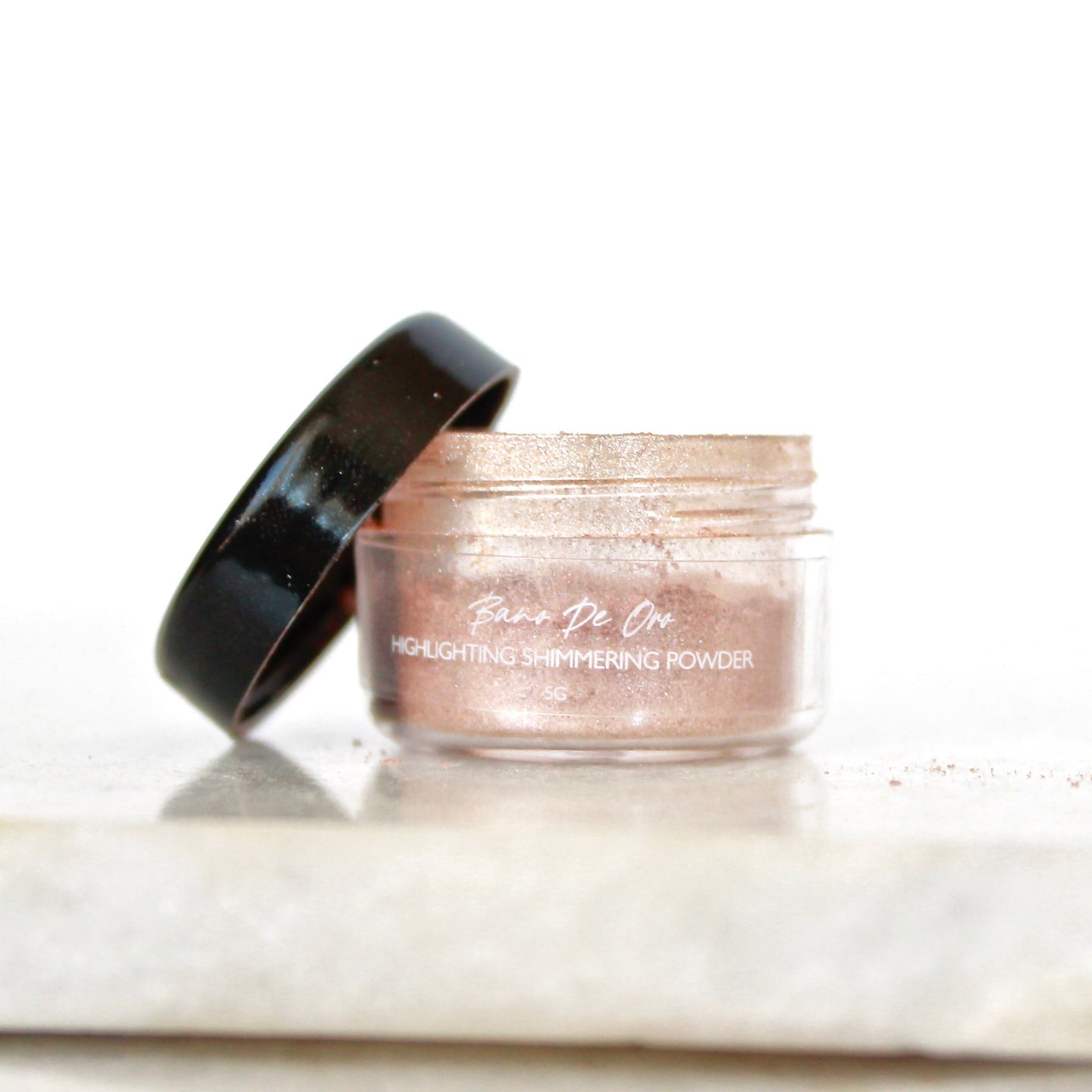 Bano de Oro - Rose Gold Powder