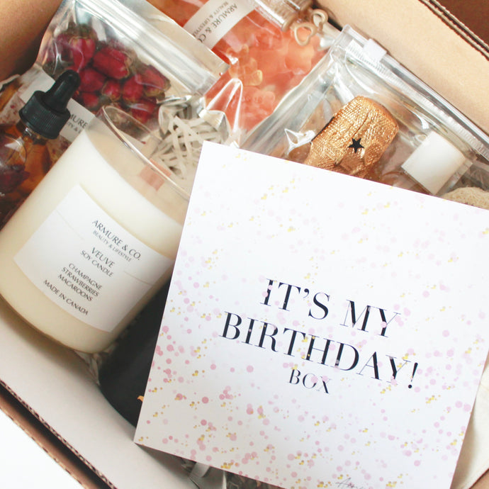 It's My Birthday - Ultimate Box - Limited Edition