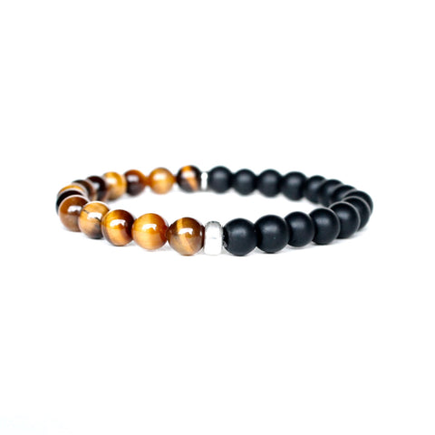 Advantage Bracelet - Tiger Eye