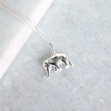 Load image into Gallery viewer, Elephant Strength Necklace