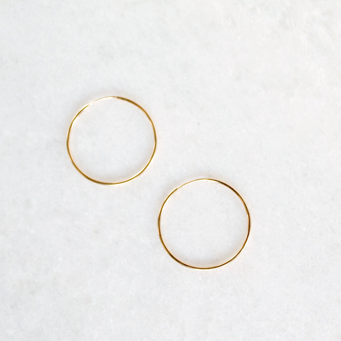 Sleek Hoops (Medium)