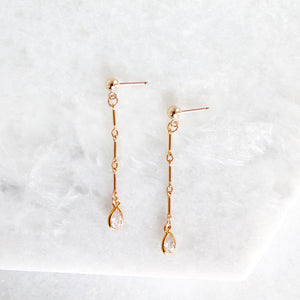 Spark Bar Earrings