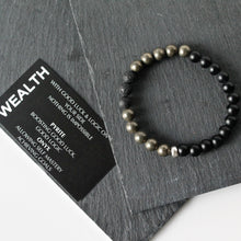 Load image into Gallery viewer, Wealth Bracelet - Pyrite