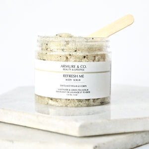 Refresh Me Body  Scrub