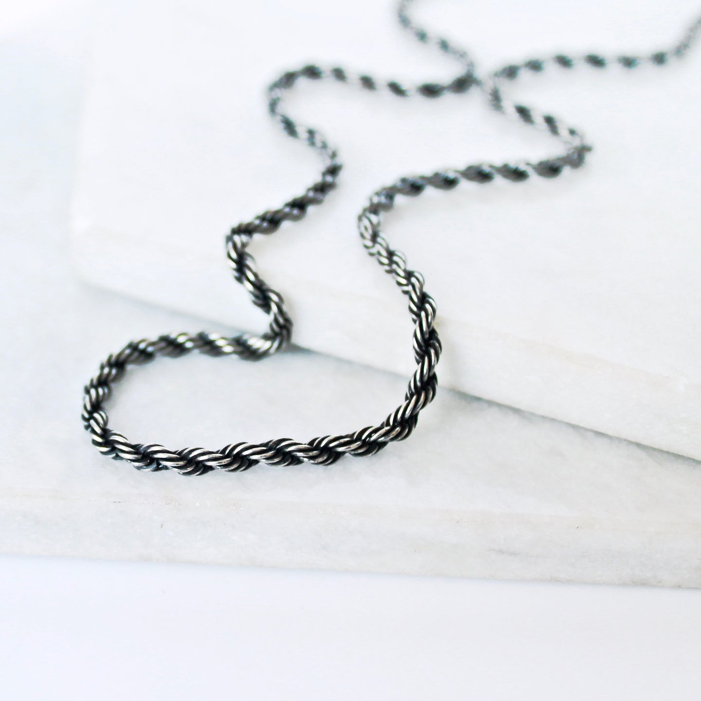 Antique Rope Chain
