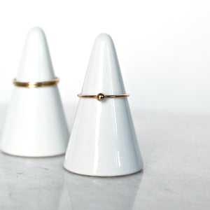 Simplicity Gold Filled Ring