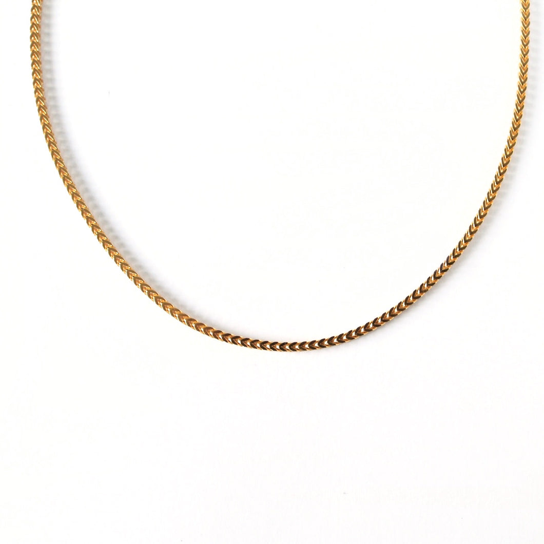 The Grandeur Chain Necklace