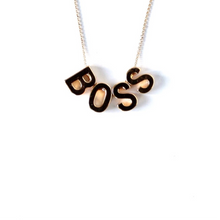 Load image into Gallery viewer, The Boss Necklace