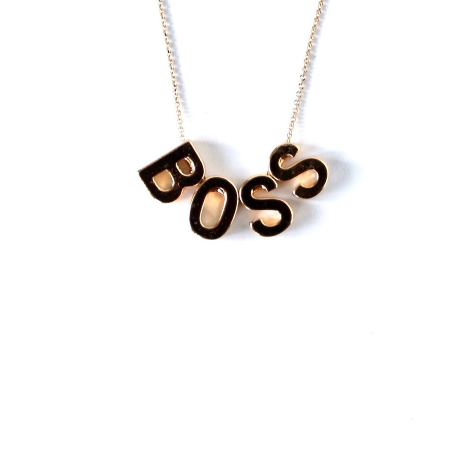 The Boss Necklace