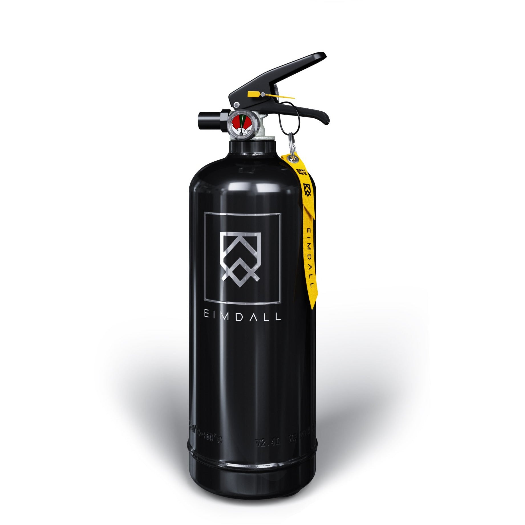 Fire Extinguisher 2 kg - Black
