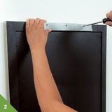 Apartment Hanger / Wall Saver Hanger