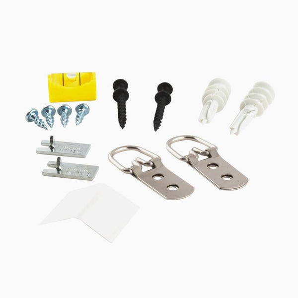 Heavy Duty D-Ring Kit
