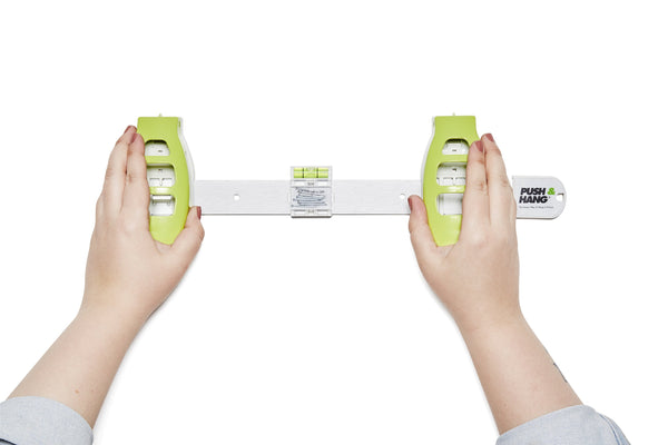 Push & Hang Pro- Picture Hanging Tool