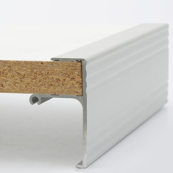 "Heavy Duty 3/4"" Shelf Stiffener"