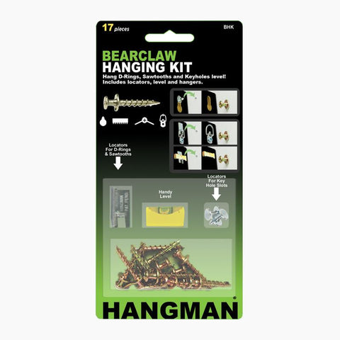 Bear Claw Hanging Kit - Hangman Products