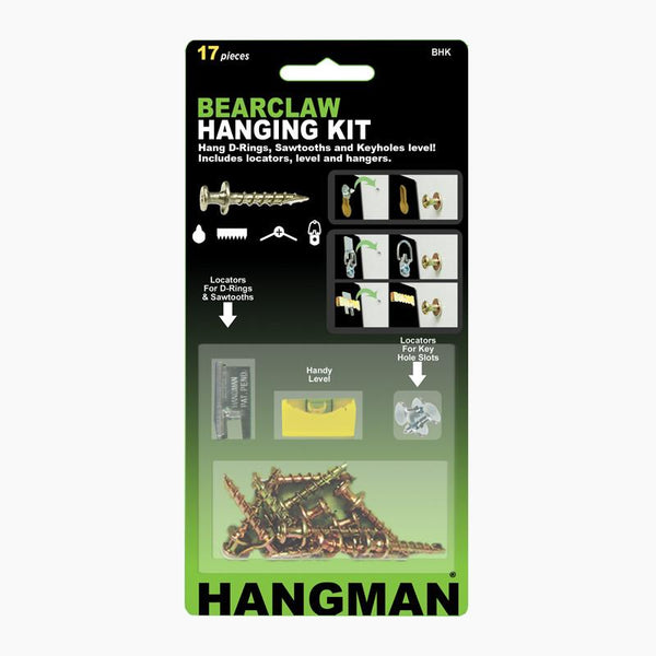 Bear Claw Hanging Kit