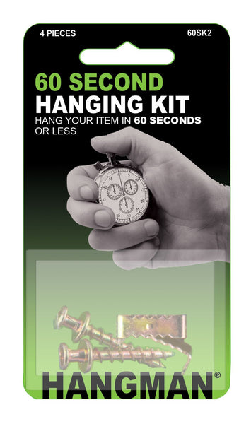 60 Second Hanging Kit