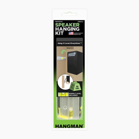 Speaker Hanging Kit - Hangman Products