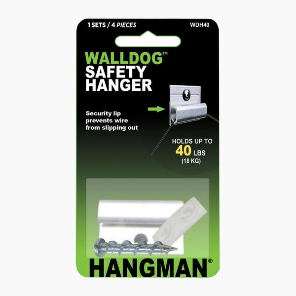 Walldog Safety Hanger